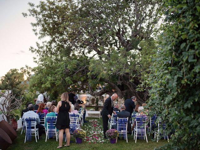 La boda de Pere y Andrea en Benissa, Alicante 15