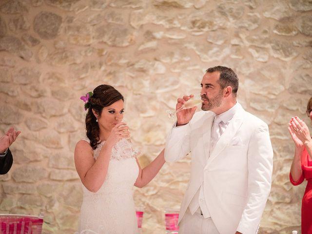 La boda de Pere y Andrea en Benissa, Alicante 21