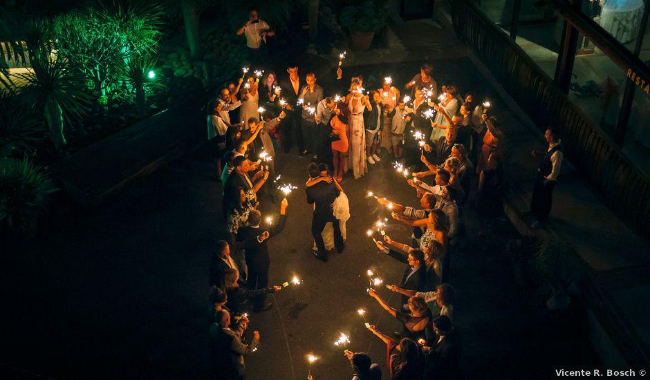 La boda de Fabián y Paulina en Granadilla, Córdoba