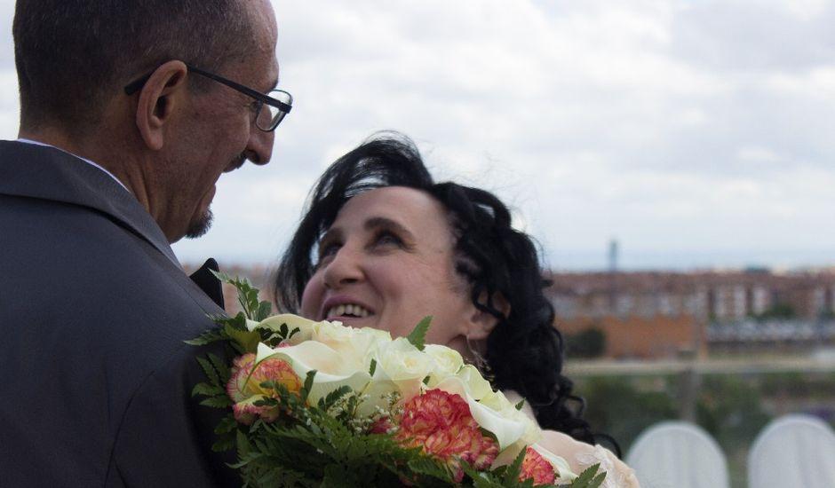 La boda de Carlos  y Julia  en Madrid, Madrid