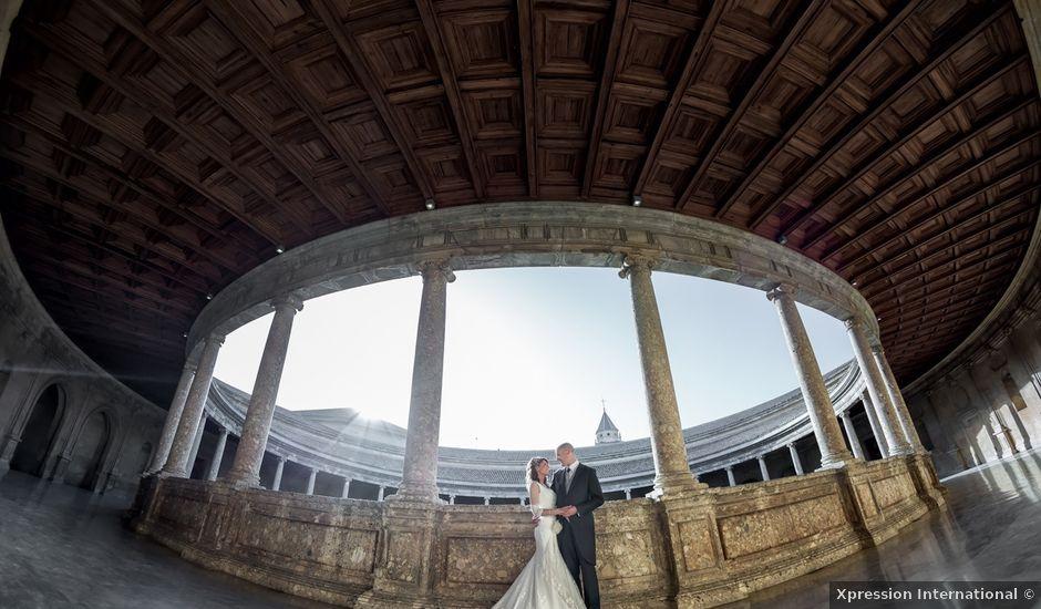 La boda de Moisés y Amparo en Granada, Granada
