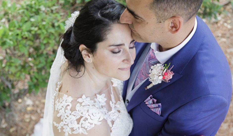 La boda de Abián y Cristina en Móstoles, Madrid