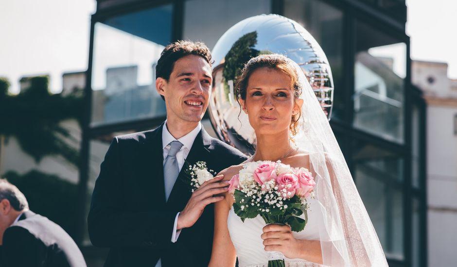 La boda de Lluís y Laura en Molins De Rei, Barcelona