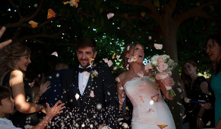 La boda de Sara y Jesus en Granollers, Barcelona