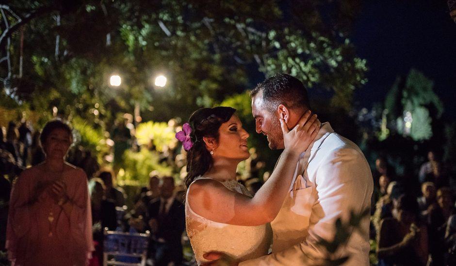 La boda de Pere y Andrea en Benissa, Alicante