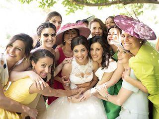 La boda de Nerea  y Tomás  2
