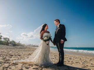 La boda de Paola y Johannes