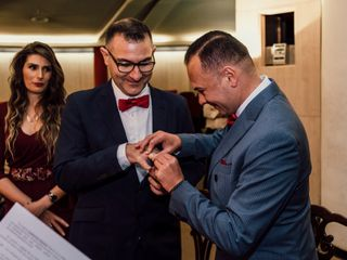 La boda de Flavio y Gianliuca 3