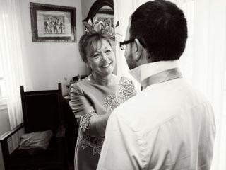 La boda de Cristina y Juan Carlos 1