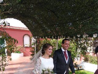 La boda de Cristina y Francisco 2
