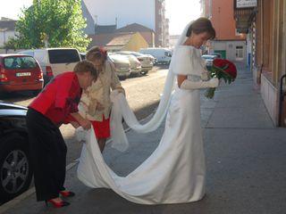 La boda de Silvia y Alberto 1
