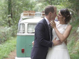 La boda de Janire y Hector