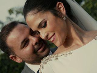 La boda de Nuria y Rafa
