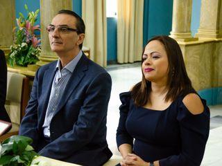 La boda de Olga y Javier 1