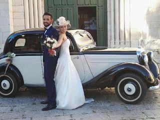 La boda de Sandra y Jacobo