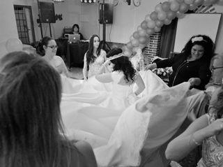 La boda de Natalia y Christian 1