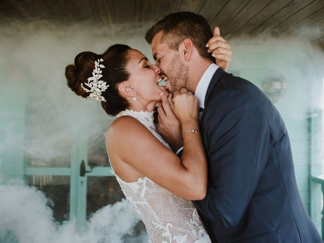 La boda de Belén y Ben