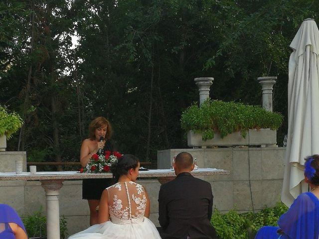 La boda de David y Aroa en Arganda Del Rey, Madrid 2