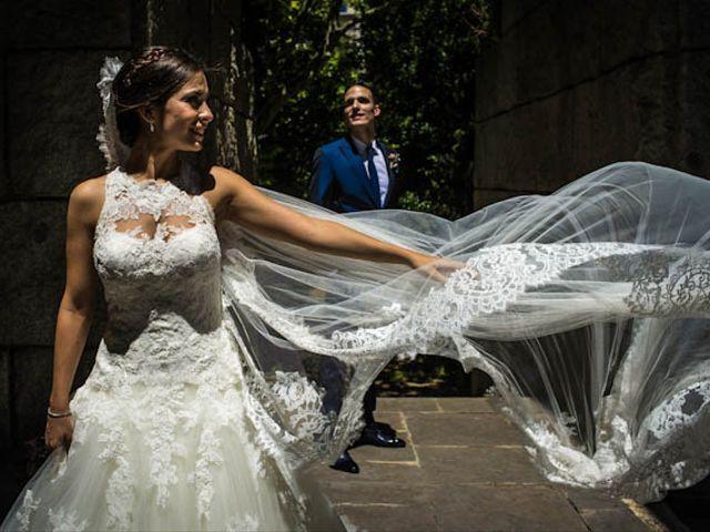 La boda de Tomás  y Nerea  en Zaragoza, Zaragoza 1