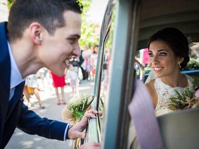 La boda de Nerea  y Tomás