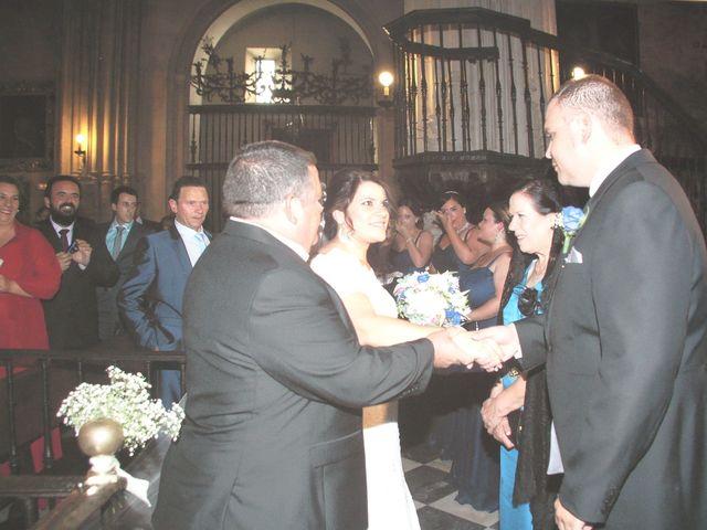 La boda de Juan  y Zoraida en Carmona, Sevilla 6