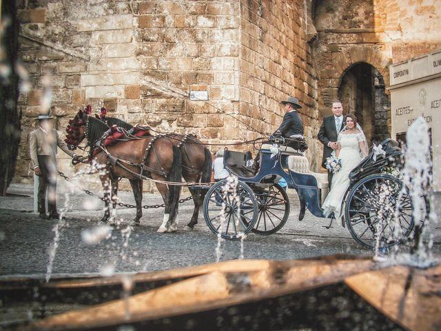 La boda de Juan  y Zoraida en Carmona, Sevilla 10