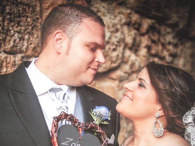 La boda de Juan  y Zoraida en Carmona, Sevilla 12