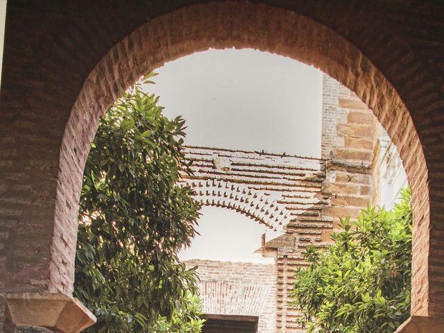La boda de Juan  y Zoraida en Carmona, Sevilla 13