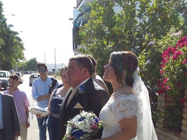 La boda de Juan  y Zoraida en Carmona, Sevilla 19