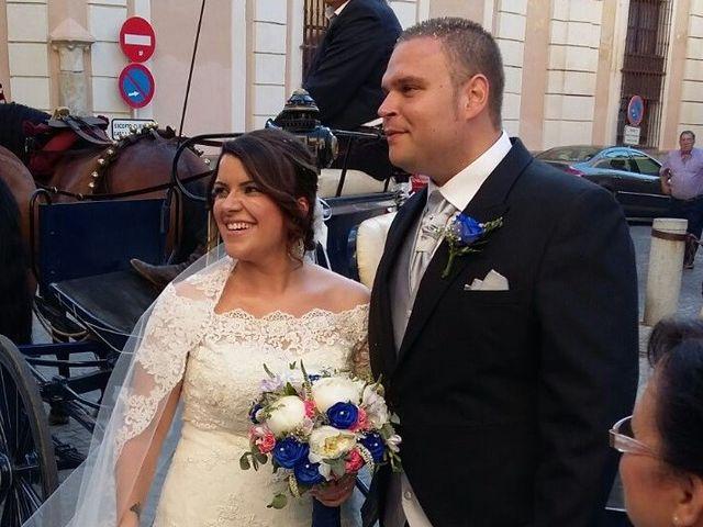 La boda de Juan  y Zoraida en Carmona, Sevilla 20
