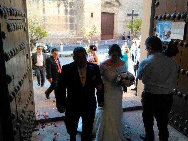 La boda de Juan  y Zoraida en Carmona, Sevilla 21
