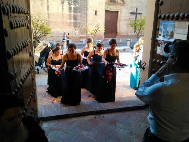 La boda de Juan  y Zoraida en Carmona, Sevilla 22