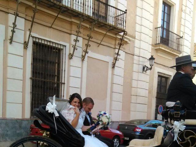 La boda de Juan  y Zoraida en Carmona, Sevilla 23