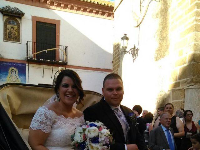 La boda de Juan  y Zoraida en Carmona, Sevilla 24