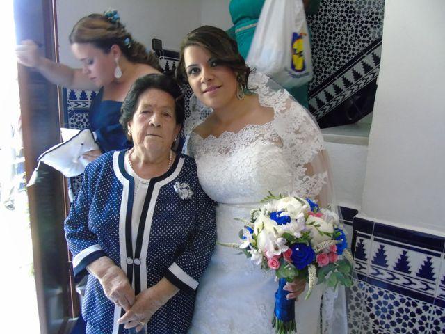 La boda de Juan  y Zoraida en Carmona, Sevilla 28