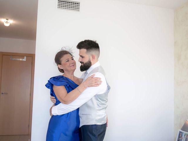 La boda de Alejandro y Lorena en Torredembarra, Tarragona 4