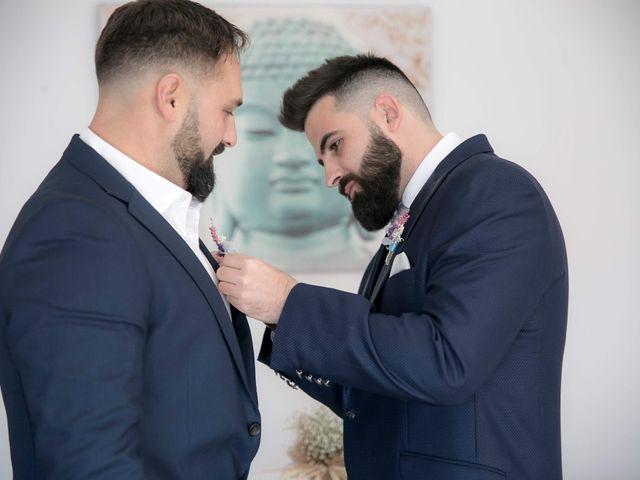 La boda de Alejandro y Lorena en Torredembarra, Tarragona 5