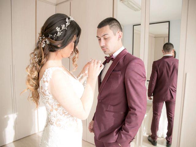 La boda de Alejandro y Lorena en Torredembarra, Tarragona 13