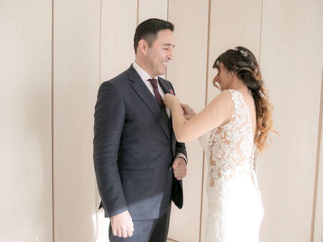 La boda de Alejandro y Lorena en Torredembarra, Tarragona 20