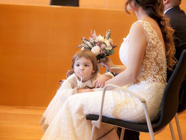 La boda de Alejandro y Lorena en Torredembarra, Tarragona 28