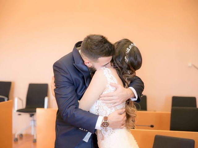 La boda de Alejandro y Lorena en Torredembarra, Tarragona 30
