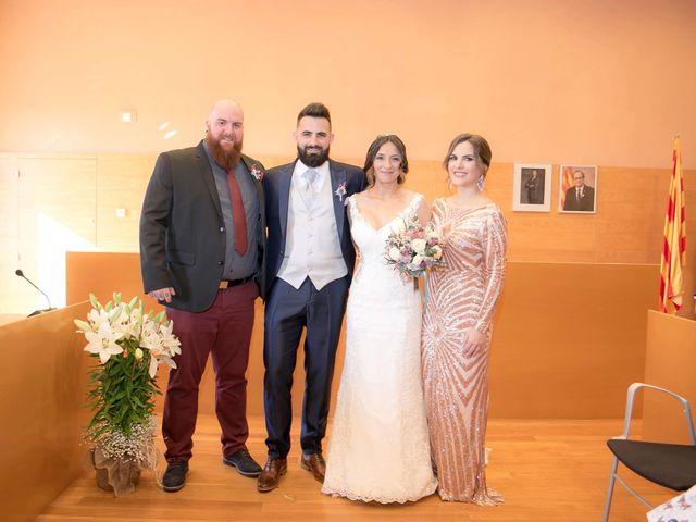 La boda de Alejandro y Lorena en Torredembarra, Tarragona 31
