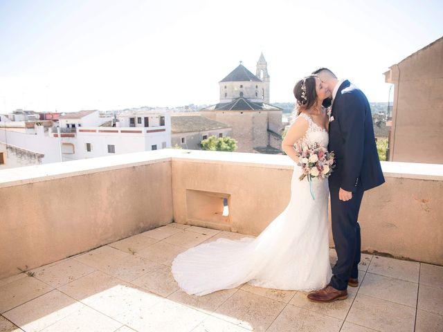 La boda de Alejandro y Lorena en Torredembarra, Tarragona 32