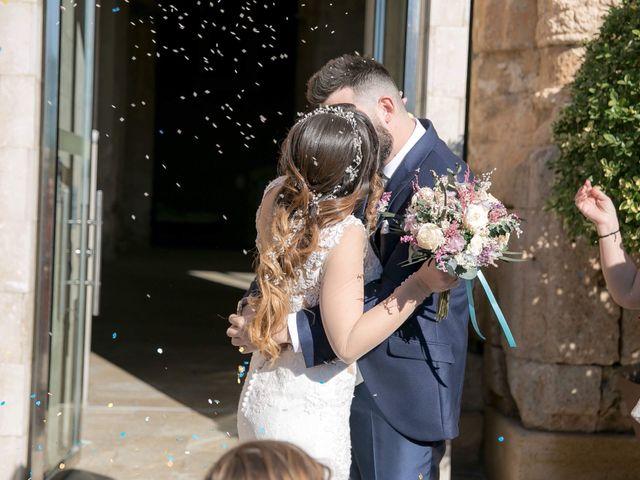 La boda de Alejandro y Lorena en Torredembarra, Tarragona 33