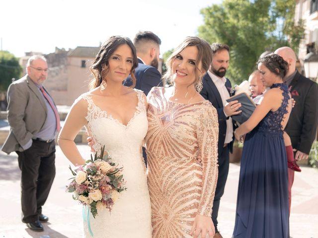 La boda de Alejandro y Lorena en Torredembarra, Tarragona 34