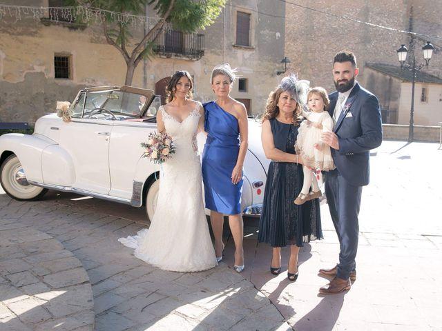 La boda de Alejandro y Lorena en Torredembarra, Tarragona 38