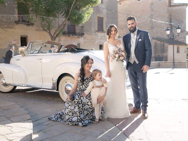 La boda de Alejandro y Lorena en Torredembarra, Tarragona 39