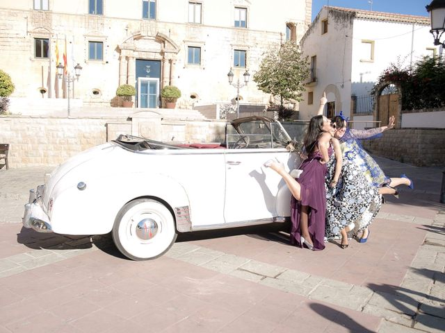 La boda de Alejandro y Lorena en Torredembarra, Tarragona 40
