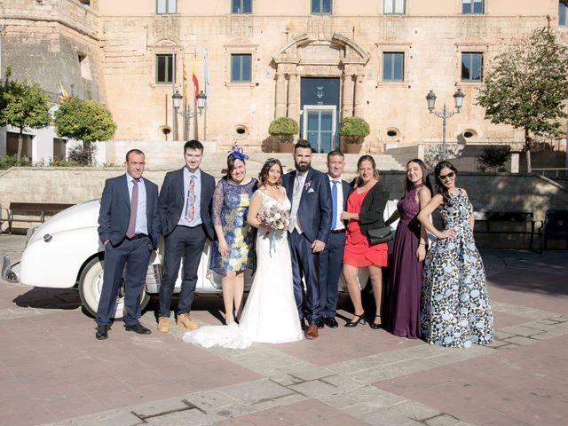 La boda de Alejandro y Lorena en Torredembarra, Tarragona 41