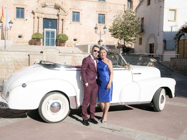 La boda de Alejandro y Lorena en Torredembarra, Tarragona 42